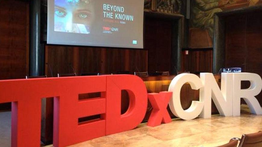 TED al CNR di Roma