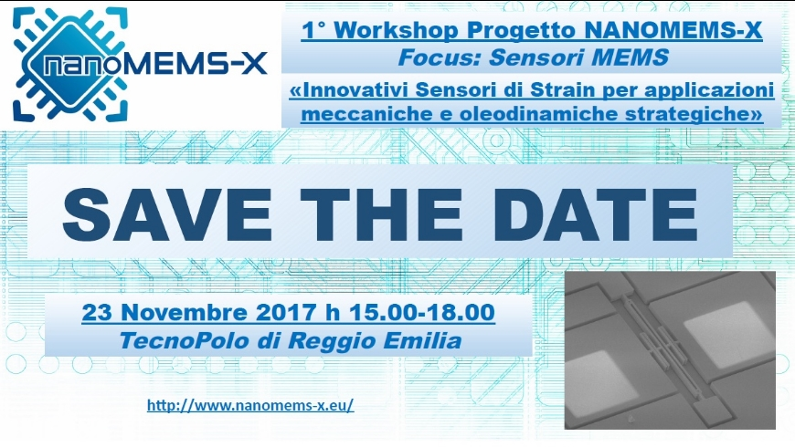 Workshop Nanomems-x