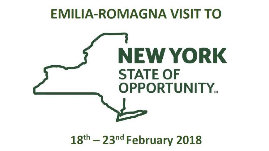 Emilia-Romagna visit to New York