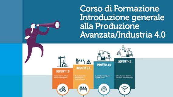 Corso di Formazione Industria 4.0