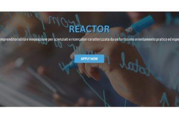 Reactor: Incontro di divulgazione
