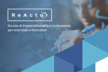 Torna Reactor: aperta la call per l'edizione 2019-2020