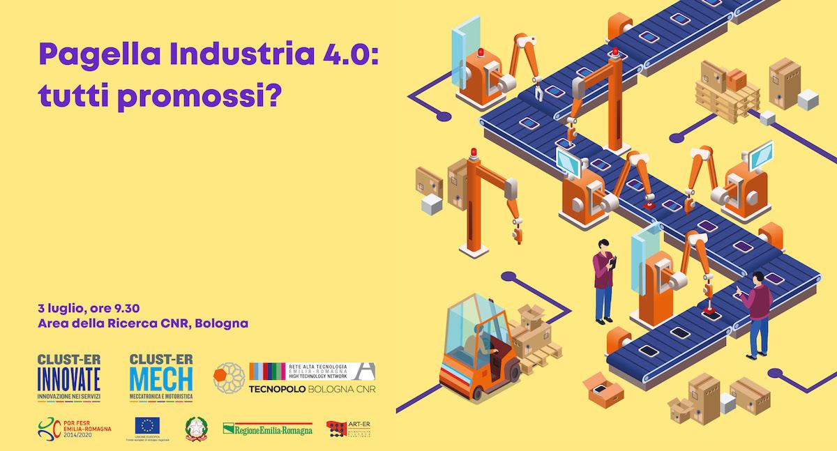 Pagella Industria 4.0: modelli di valutazione dell'impresa digitale