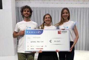 Natura.Pro.Sun vince Reactor: ricercatrici Mister tra i team premiati