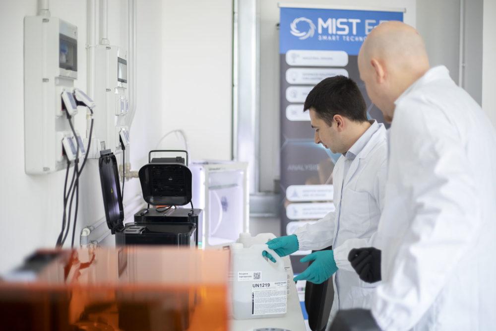 Mister accreditato a 3DP Pan EU, piattaforma stampa 3D