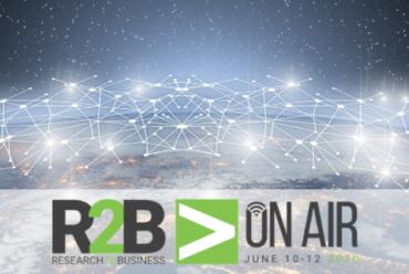 R2B va OnAir: Mister presente con contenuti video esclusivi