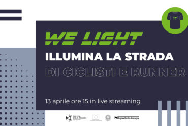 Abbigliamento sportivo e tecnologie: l'evento di We Light