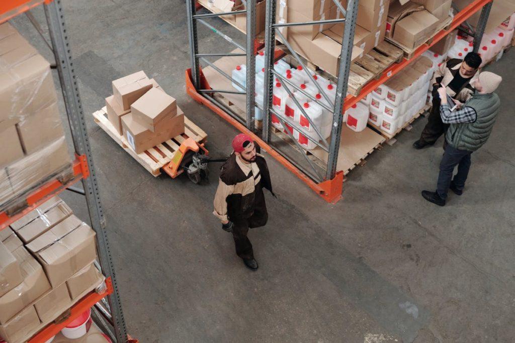 Sicurezza degli spazi di lavoro