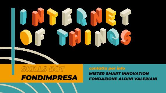 Industrial IoT: la formazione con Fondimpresa è gratuita